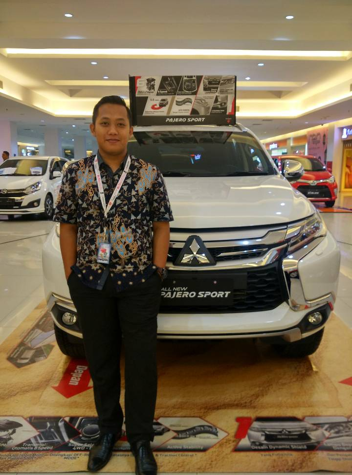 Sales Marketing Mitsubishi By Surya