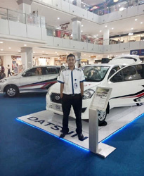 Sales Marketing Mobil Dealer Datsun Lampung