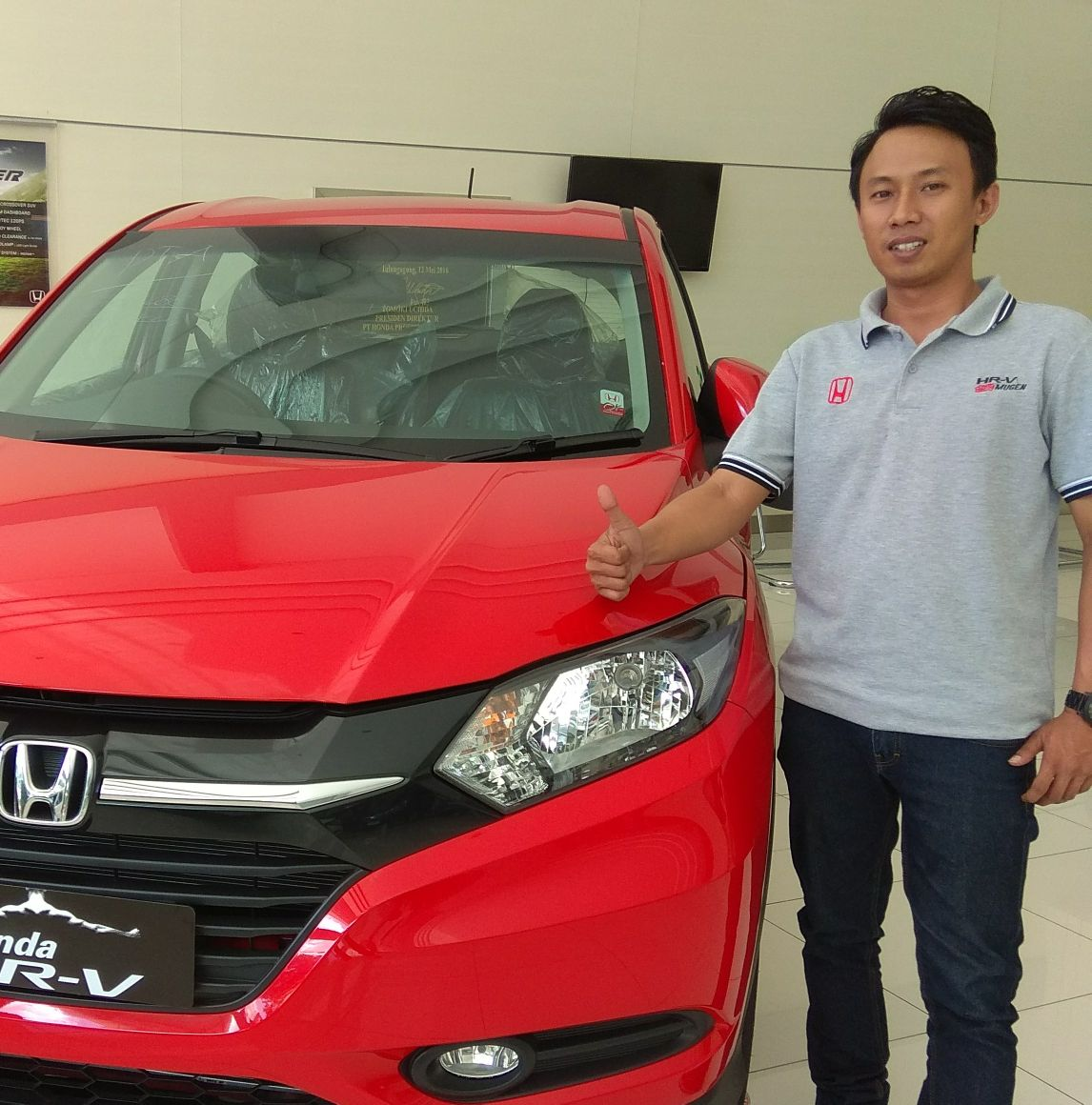Sales Marketing Mobil Dealer Honda Blitar Bherty