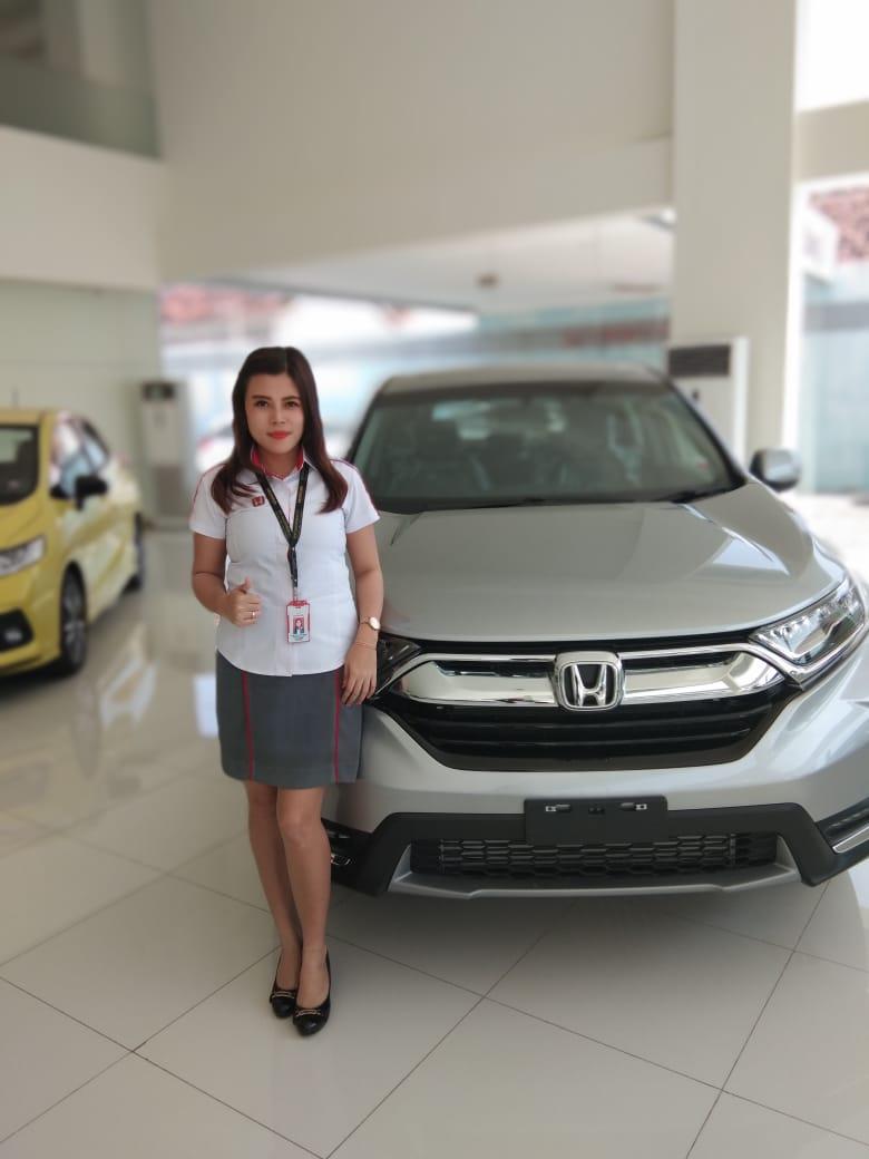 Sales Marketing Mobil Dealer Honda Icha
