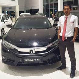Sales Marketing Mobil Dealer Honda Lumajang Roiz