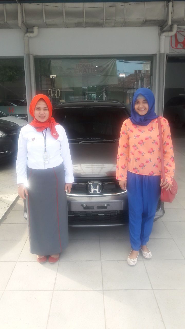 Sales Marketing Mobil Dealer Honda Subang Ina