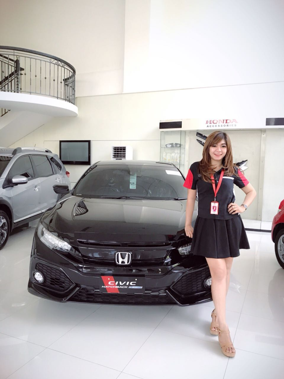 Sales Marketing Mobil Dealer Honda Widya