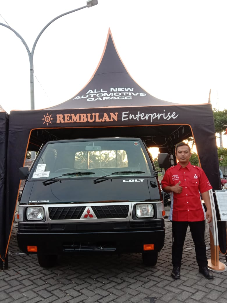 Sales Marketing Mobil Dealer Mitsubishi Purnomo
