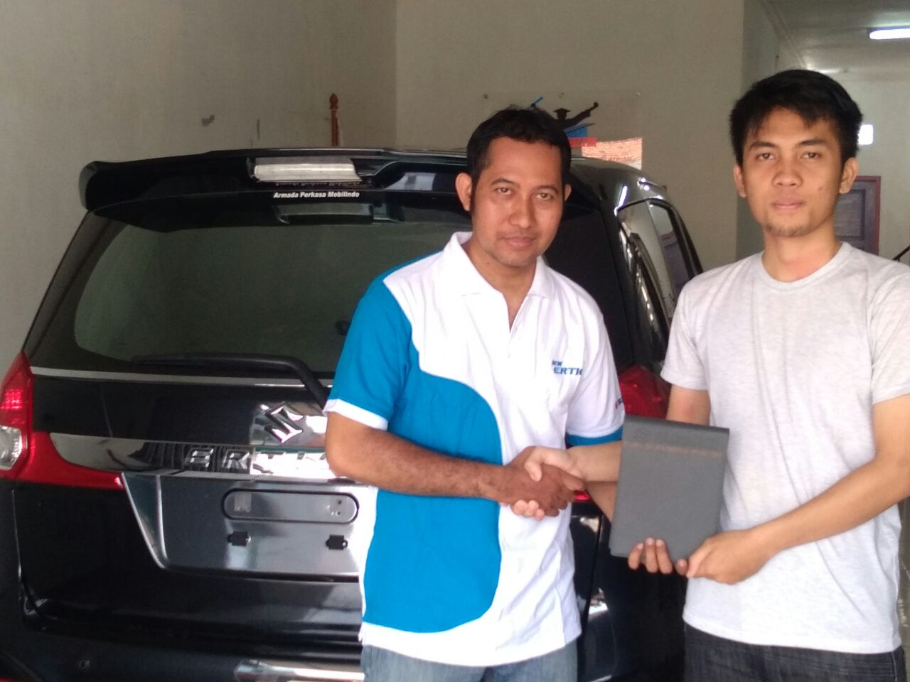 Sales Marketing Mobil Dealer Suzuki Widi