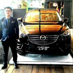 Sales Marketing Mobil Mazda Bandung Ilham