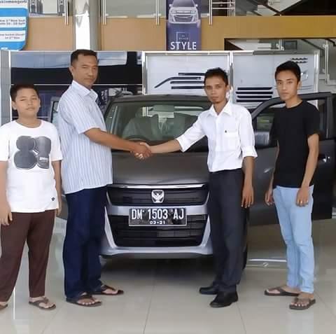 Sales Mobil Dealer Suzuki Gorontalo Farid Gobel