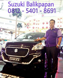 Sales Marketing Mobil Dealer Suzuki Balikpapan Putut Agus