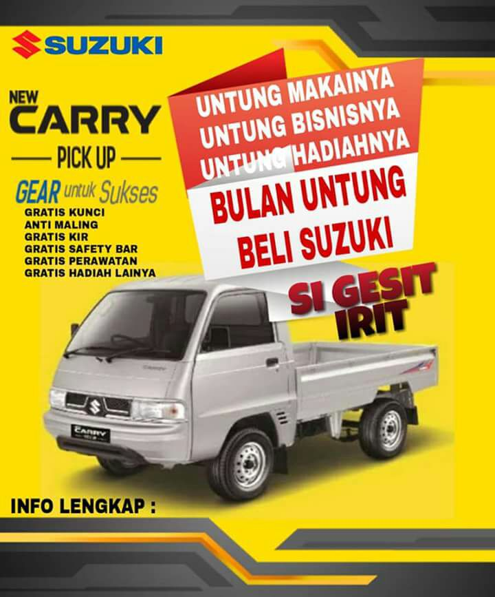 Promo Suzuki 1 By Naim