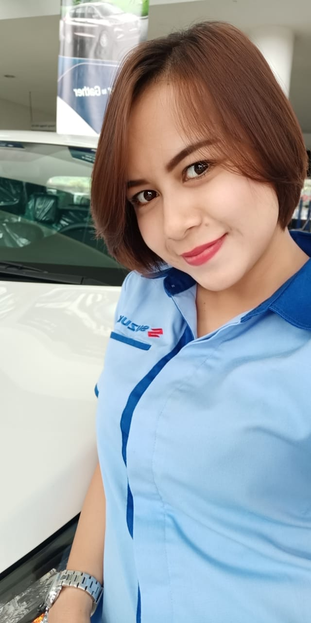 Sales Marketing Mobil Dealer Suzuki Ajeng