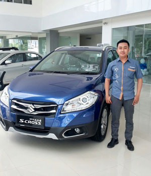 Sales Marketing Mobil Dealer Suzuki Pamekasan Karim