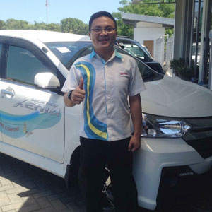 Sales Marketing Mobil Dealer Daihatsu Manado Aldo