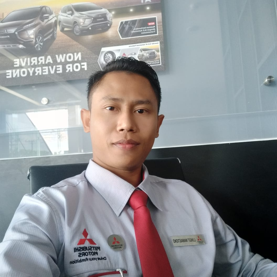 Sales Marketing Mobil Dealer Mitsubishi Alung