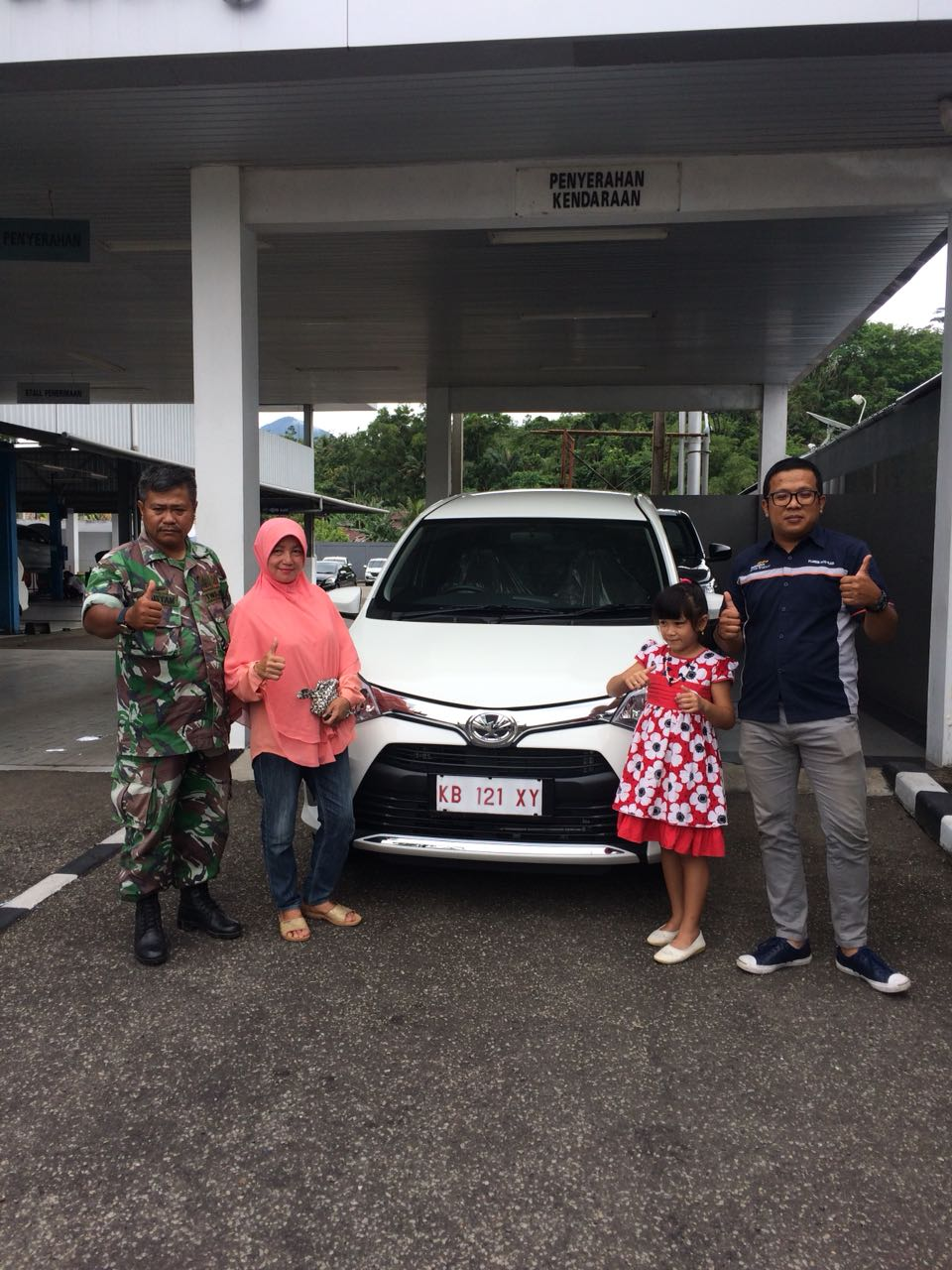 Sales Marketing Mobil Dealer Toyota Singkawang Randi