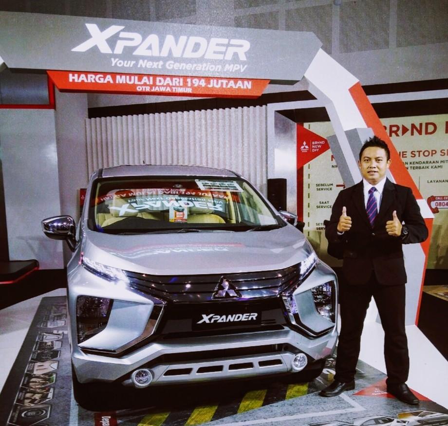 Sales Marketing Mobil Mitsubishi Taufiq