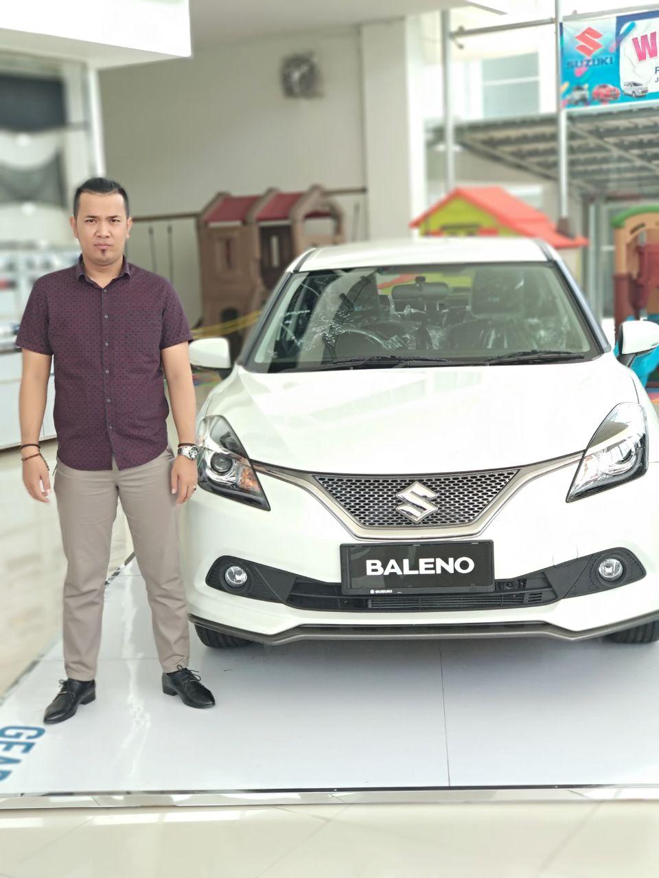 Sales Marketing Mobil Suzuki Jody