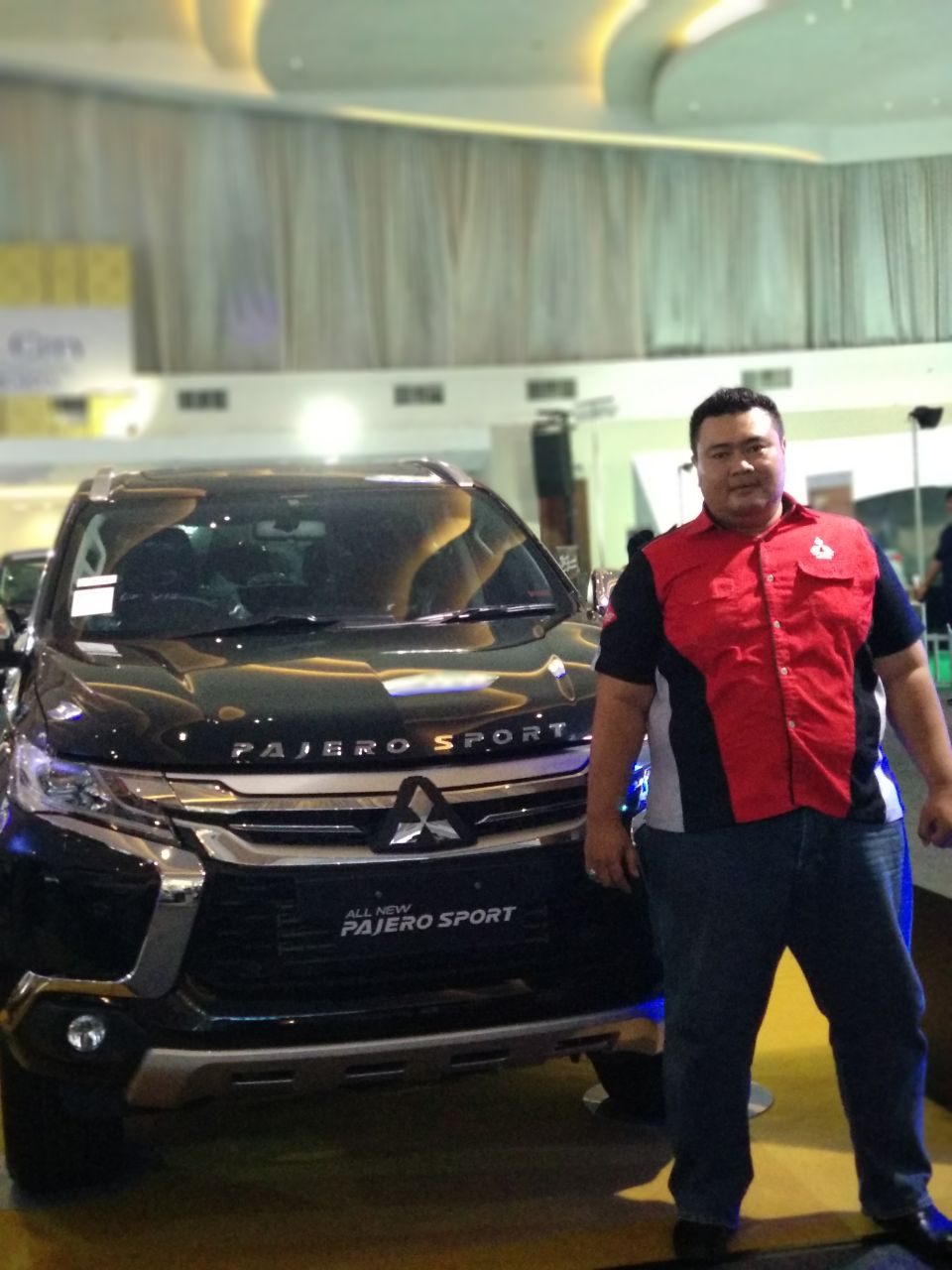 Sales Marketing Mobil Dealer Mitsubishi Raif