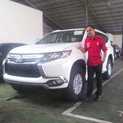 Sales Marketing Mobil Dealer Mitsubishi Subang Nurman