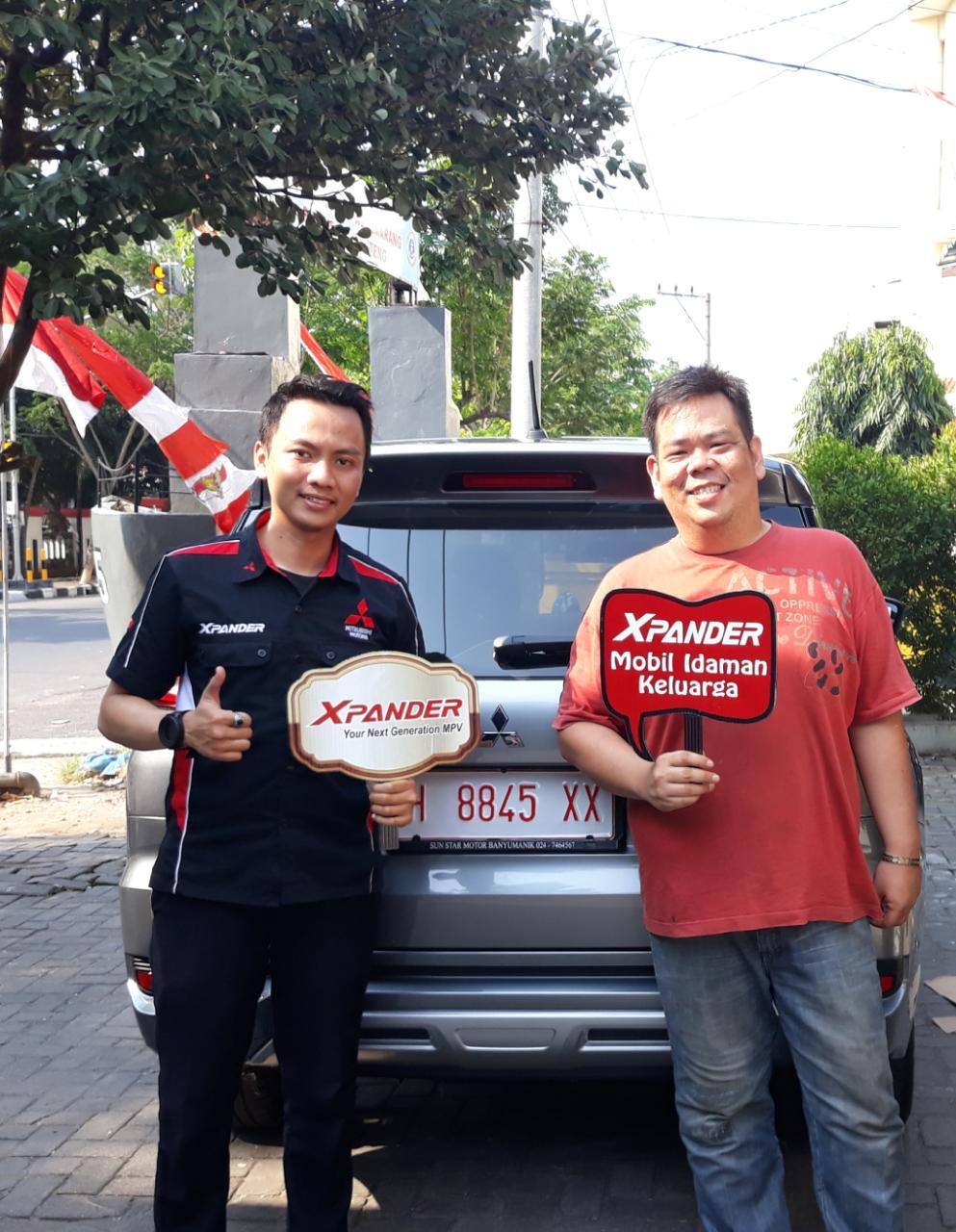 Sales Marketing Mobil Dealer Mitsubishi Ulil