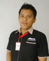 Sales Marketing Mobil Dealer Honda Pematang Siantar Hermanto Sianturi
