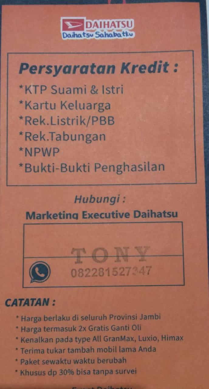 Promo 3 By Tony
