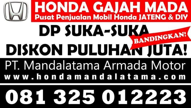 Promo Honda By Alvin