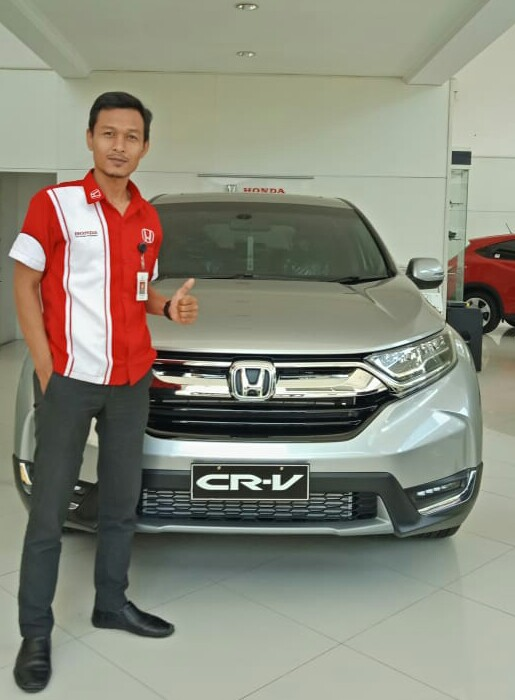 Sales Marketing Mobil Dealer Honda Yeye