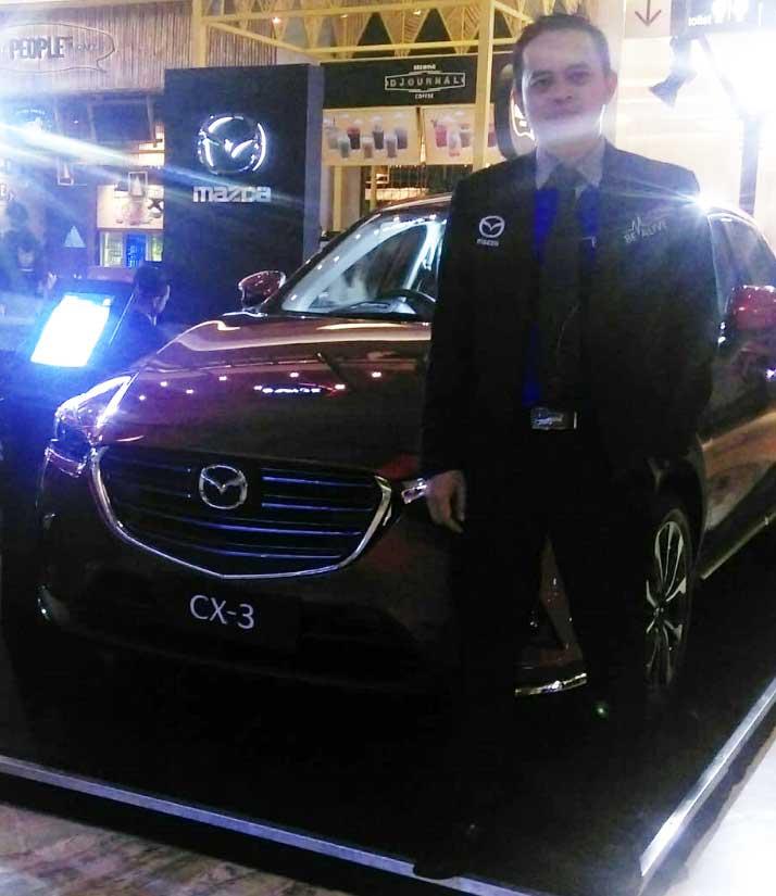 Sales Mazda Irwan