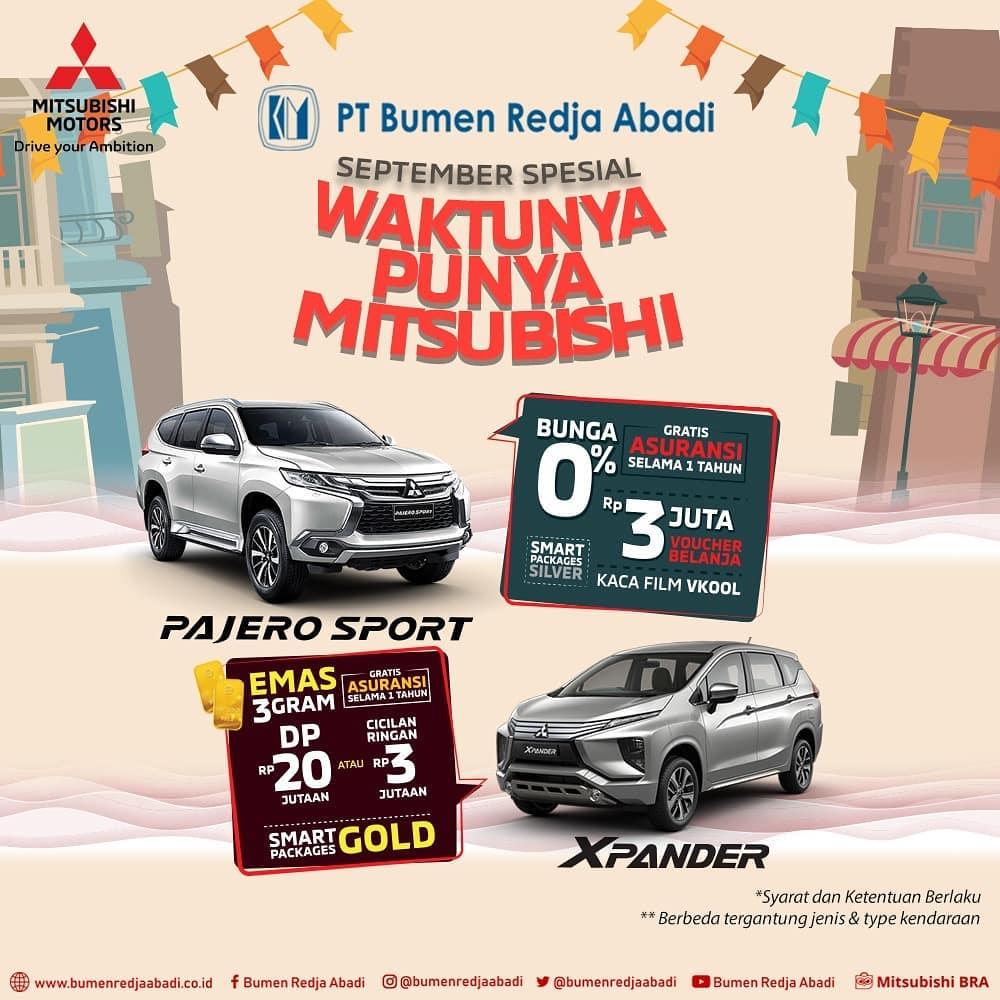 Promo Mitsubishi By Etta