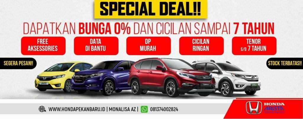 Promo Honda Monalisa