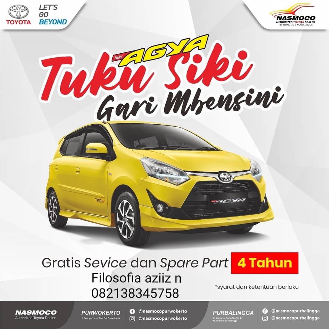 Promo Toyota By Aziiz
