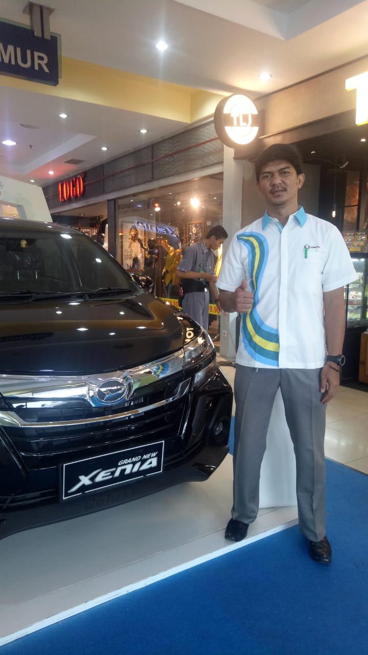 Sales Marketing Mobil Dealer Daihatsu Fahri