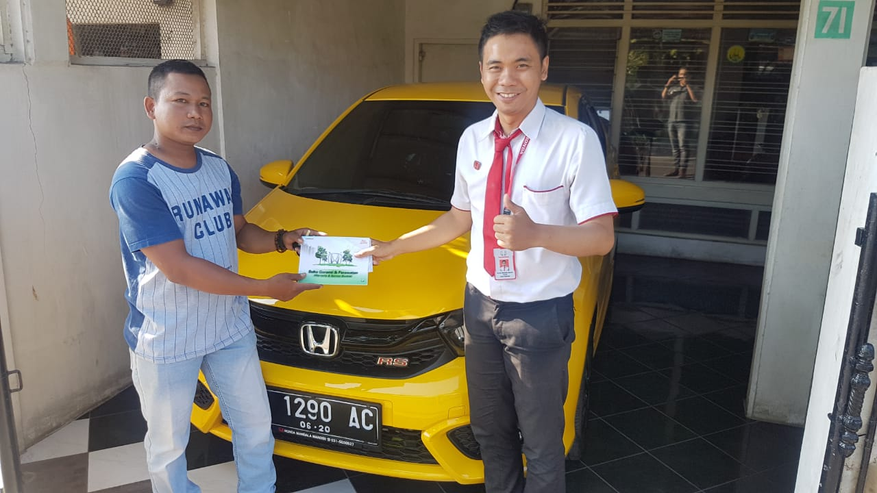 Sales Marketing Mobil Dealer Honda Fendi