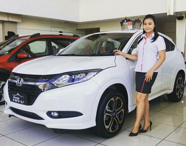 Sales Marketing Mobil Dealer Honda Jeni