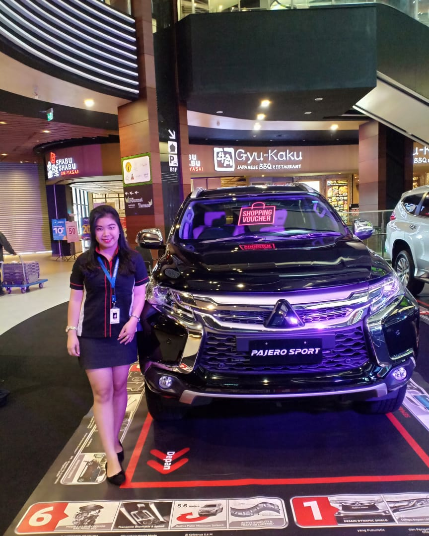 Sales Marketing Mobil Dealer Mitsubishi Sisca