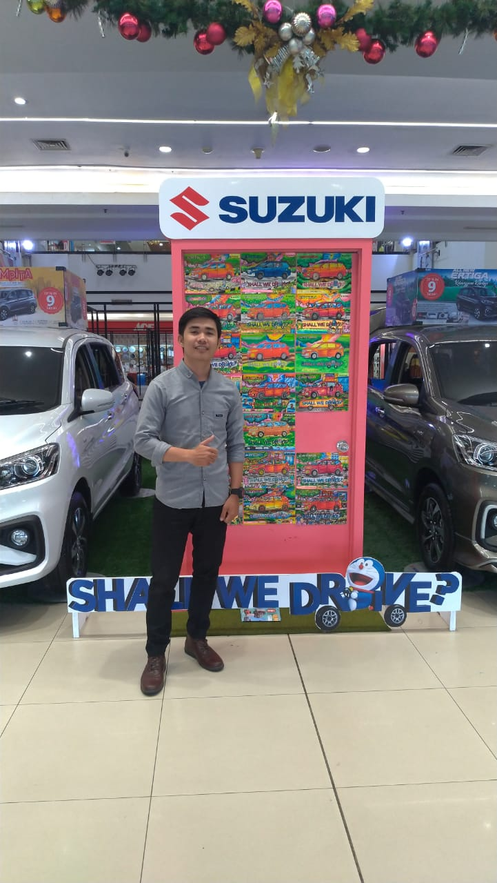 Sales Marketing Mobil Dealer Suzuki Doli