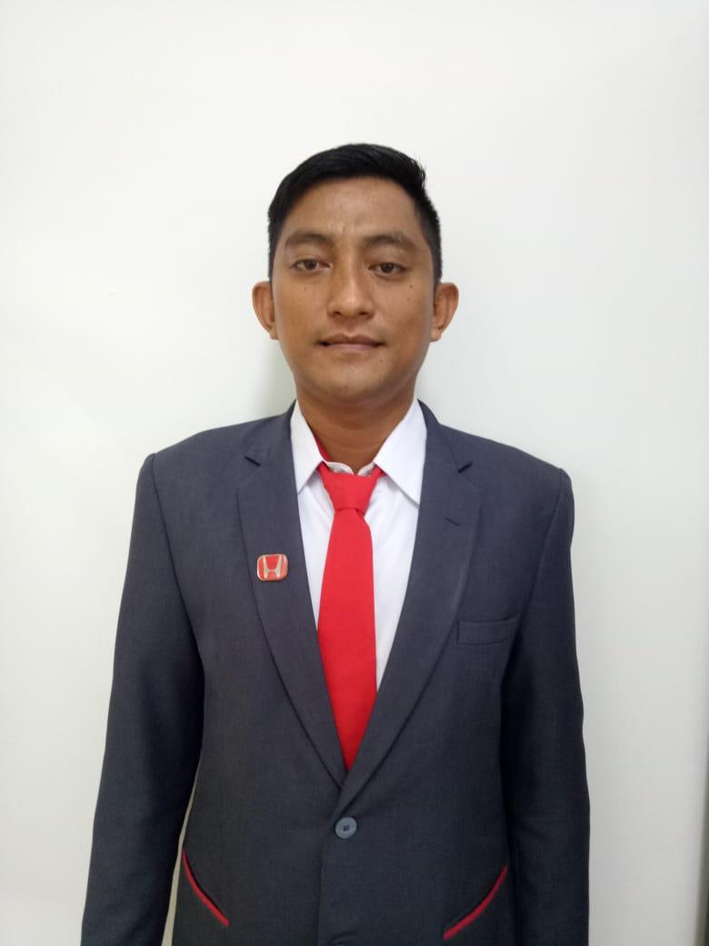 Sales Marketing Mobil Dealer Honda Heru