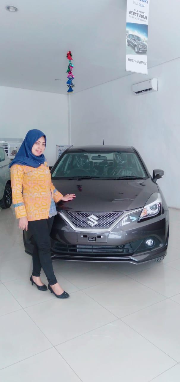 Sales Marketing Mobil Dealer Suzuki Sri Malinda