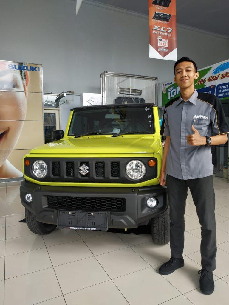 Sales Suzuki Jember