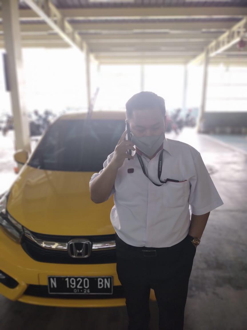 Sales Honda Malang