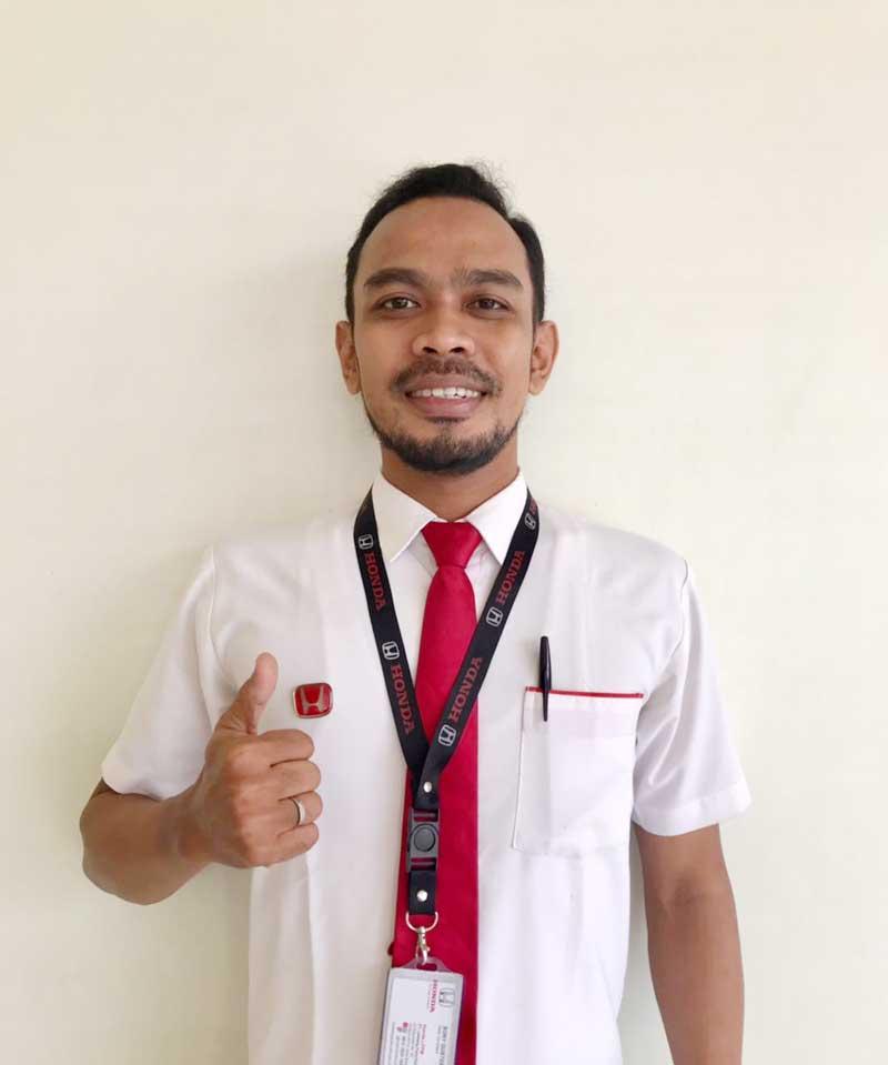 Sales Honda Cirebon